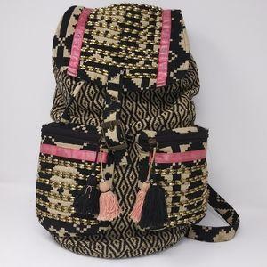 Cutest Boho Backpack